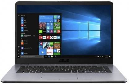 Asus VivoBook 15 Ryzen 3 Dual Core - (4 GB/1 TB HDD/Windows 10 Home) X505ZA-EJ493TX505ZA Laptop  (15.6 inch, Grey)
