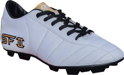 GOWIN SF-II White Football Stud Size-4 Football Shoes For Men