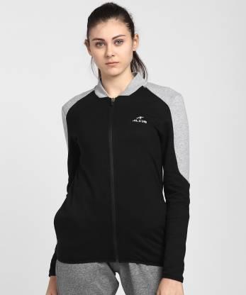 Alcis Full Sleeve Solid Women Jacket