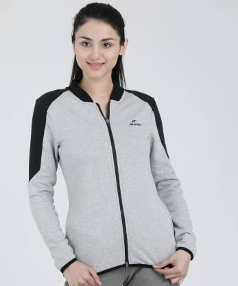 Alcis Full Sleeve Color Block Women Jacket