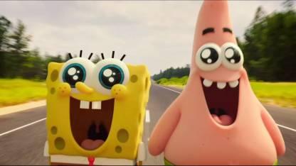 Akhuratha Poster Movie The SpongeBob Movie: Sponge Out Of Water HD Wallpaper Background Fine Art Print