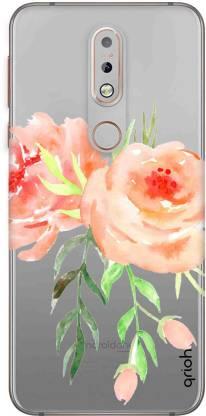 Qrioh Back Cover for Nokia 7.1