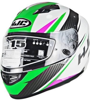 HJC CS 15 Kane MC4 Motorbike Helmet