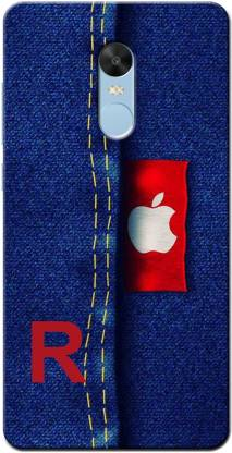 Wellprint Back Cover for Mi Redmi Note 4