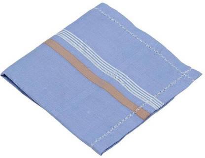 A simple handkerchief would save your day!