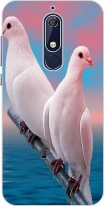 Print maker Back Cover for Nokia 5.1