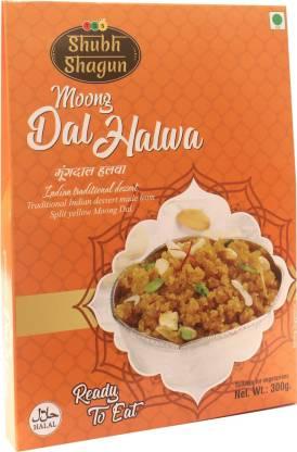 Shubh Shagun Ready to Eat Moong Dal Halwa 300 g