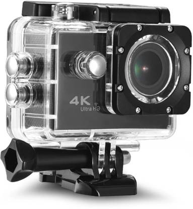 ALONZO 4K Action Camera 16MP Sony Sensor Vision 3 Underwater Waterproof Camera 170° Wide Angle Sports and Action Camera