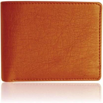 Vinisha Enterprise Men Casual Black Artificial Leather Wallet