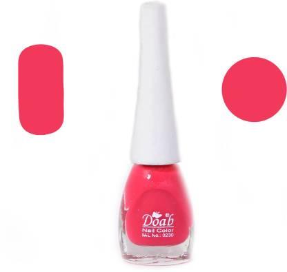 Doab Doab_Nail_Paint Pink