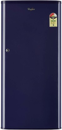 Whirlpool 190 L Direct Cool Single Door 3 Star Refrigerator (Solid Blue, WDE 205 CLS 3S Blue - E)