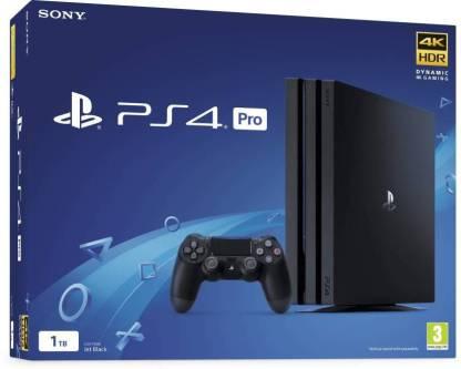 SONY PlayStation 4 (PS4) Pro 1 TB