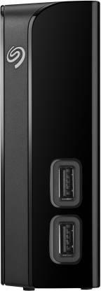 Seagate Backup Plus Hub 4 TB External Hard Disk Drive