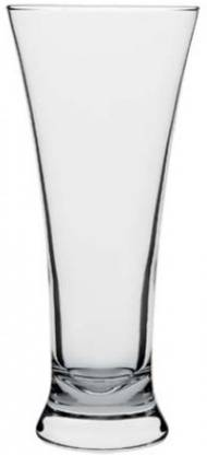 PASABAHCE (Pack of 6) Beer pilsner crystal clear glass Glass Set