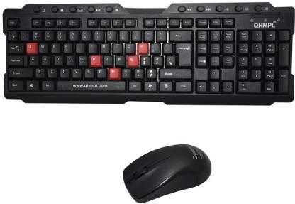 QUANTUM QHM7710 Multimedia Combo Wired USB Multi-device Keyboard