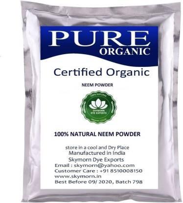 Sky Morn 100% Natural Neem Powder 100 gms