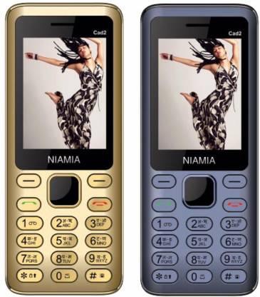 NIAMIA CAD 2 Combo of Two Mobiles