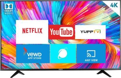 MarQ by Flipkart 65HSUHD 65-inch Ultra HD 4K Smart LED TV
