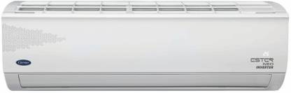 Carrier 2 Ton 5 Star Split Inverter AC with PM 2.5 Filter - White