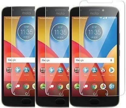 KITE DIGITAL Tempered Glass Guard for Motorola Moto E4 Plus
