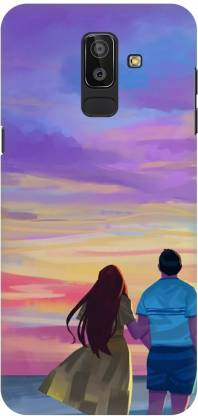 ZYNK CASE Back Cover for Samsung Galaxy A6+