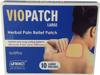 Viopatch Pain Relief Patch 10 * 2 Plaster & Patch - Buy Baby Care Products  in India | Flipkart.com