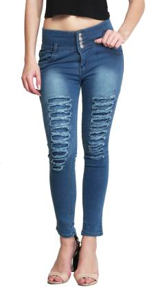 7 For All Mankind Womens Jeans Blue Size