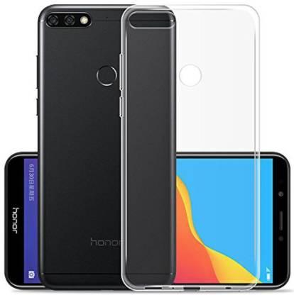 RDcon Back Cover for Honor 9Lite Transparent Mobile Back Cover