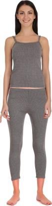 Selfcare Women Top - Pyjama Set Thermal