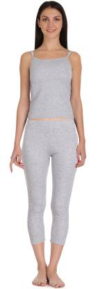 Selfcare Women Top - Pyjama Set Thermal