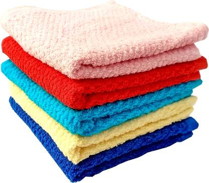 Space Fly Cotton 400 GSM Face Towel Set