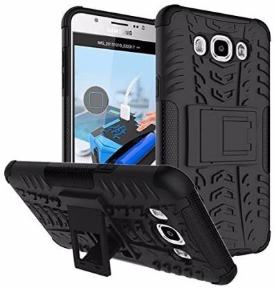 Jexter Back Cover for Samsung Galaxy J5 - 6 (New 2016 Edition)
