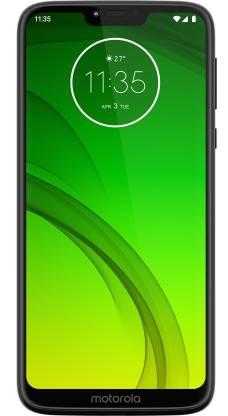 Moto G7 Power (Ceramic Black, 64 GB)