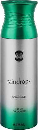 Ajmal Raindrops Femme Deodorant 200 ml Deodorant Spray - For Women