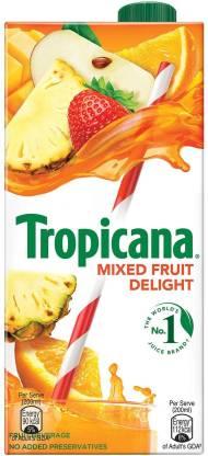 Tropicana Mixed Fruit Delight  (1 L)