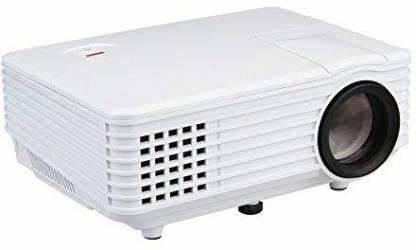 Zahuu Portable Mini LED LCD Projector Portable Projector