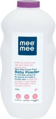 MeeMee Mee Mee Fresh Feel Baby Powder (500g)