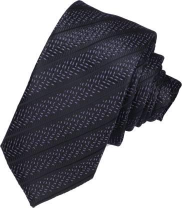 Adorn Self Design Tie