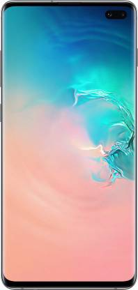 SAMSUNG Galaxy S10 Plus (Prism White, 128 GB)