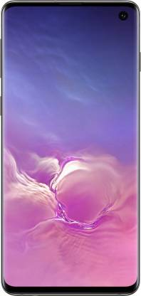 Samsung Galaxy S10 (Prism Black, 128 GB)