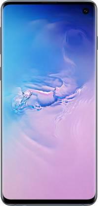 SAMSUNG Galaxy S10 (Prism Blue, 128 GB)