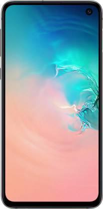 SAMSUNG Galaxy S10e (Prism White, 128 GB)