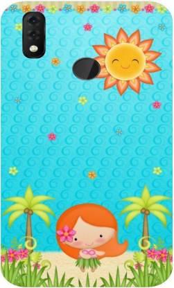 Tanuka Back Cover for Yuho Vast Notch