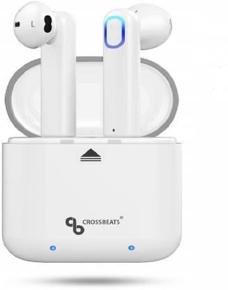 CrossBeats AERO WHITE Bluetooth Headset