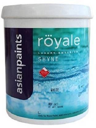 Asianpaints Asian Paints 1l Royale Luxury Emulsion Shyne Paint White Blue White Emulsion Wall Paint Price In India Buy Asianpaints Asian Paints 1l Royale Luxury Emulsion Shyne Paint White Blue White