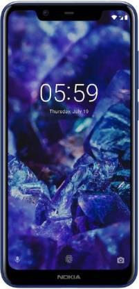 Nokia 5.1 Plus (Blue, 64 GB)