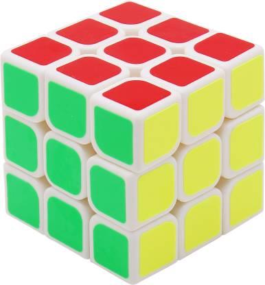 Toy Ville 3x3x3 Kung Fu Martin Magic Cube