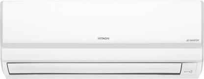 Hitachi 1 Ton 4 Star Split Inverter AC  - White