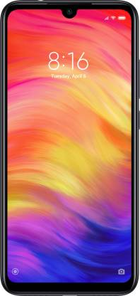 Redmi Note 7 Pro (Space Black, 128 GB)