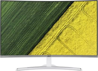 acer 31.5 inch Curved Full HD VA Panel Monitor (ED322Q)